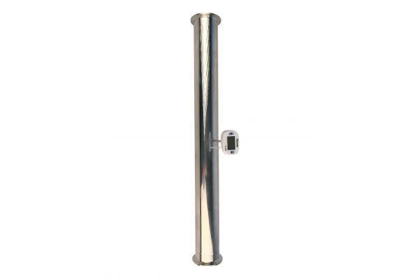"Царга 2"" 500 мм с гильзой под цифровой термометр"